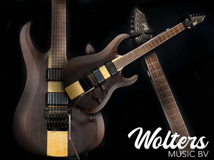 Cort X-15th Anniversary limited edition  Open Pore Natural Vintage
