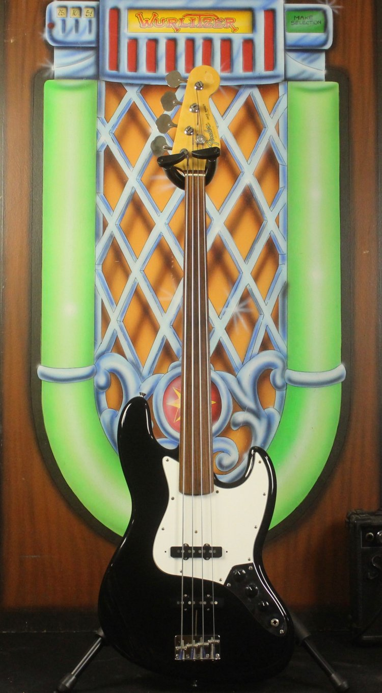 Fender Fretless Jazzbass Japan 1989-1990