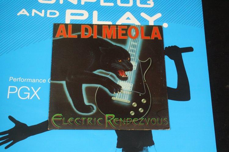 El  Di Meola     Electric  Rendez-vous CB 271 85437