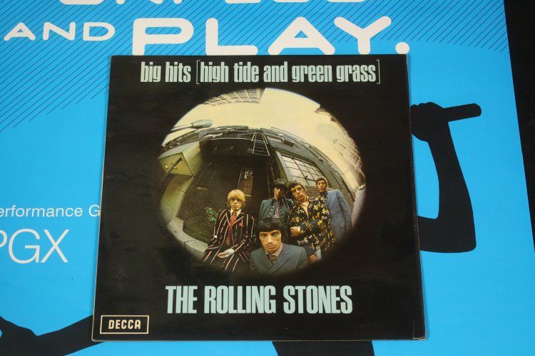 The Rolling Stones Big Hits (High Tide and Green Grass) TXS101