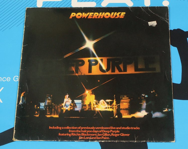 Deep Purple Powerhouse C604-60072