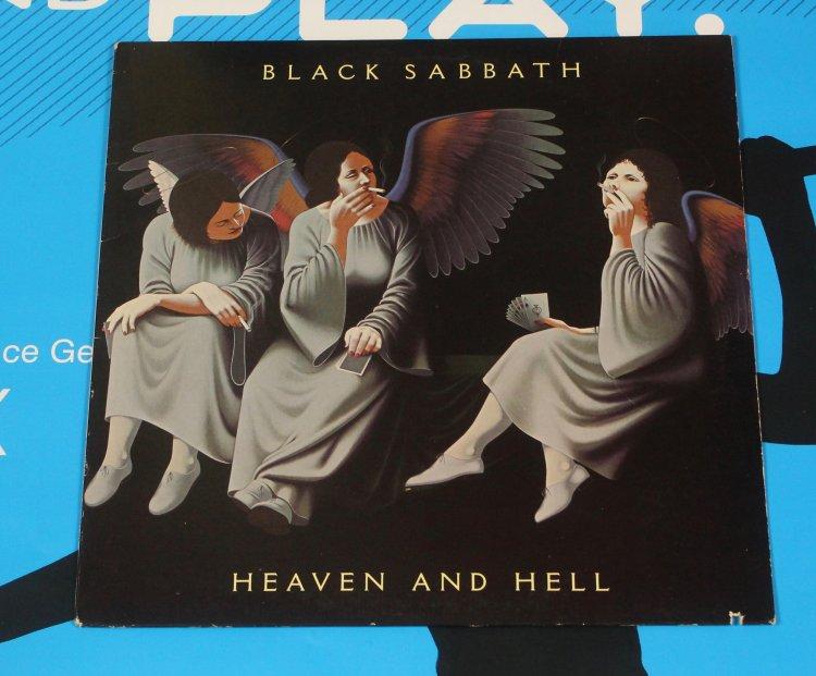 Black Sabbat Heaven en Hell