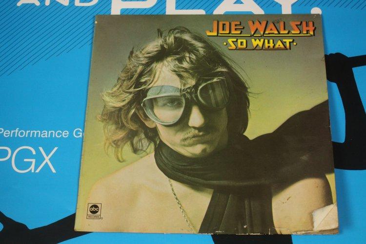 Joe Walsh - So What.   5C062-95877