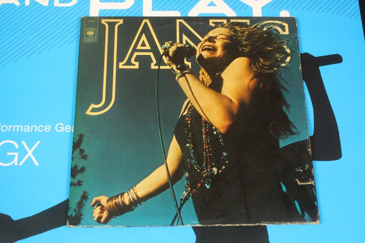 Janis Joplin - Janis From The Soundtrack of The Motion Picture  C65 88112