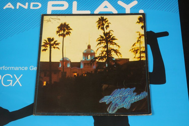 Eagles   Hotel California. AS 53051