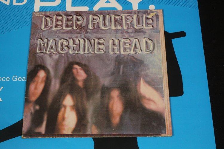 Deep Purple  Machine Head  Purple Records 3C 064-93261  Italy  1972