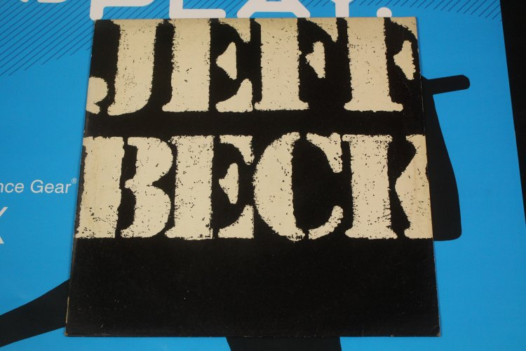 Jeff Beck - There & Back  EPC 83288