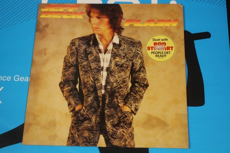 Jeff Beck - Flash  EPC 26112