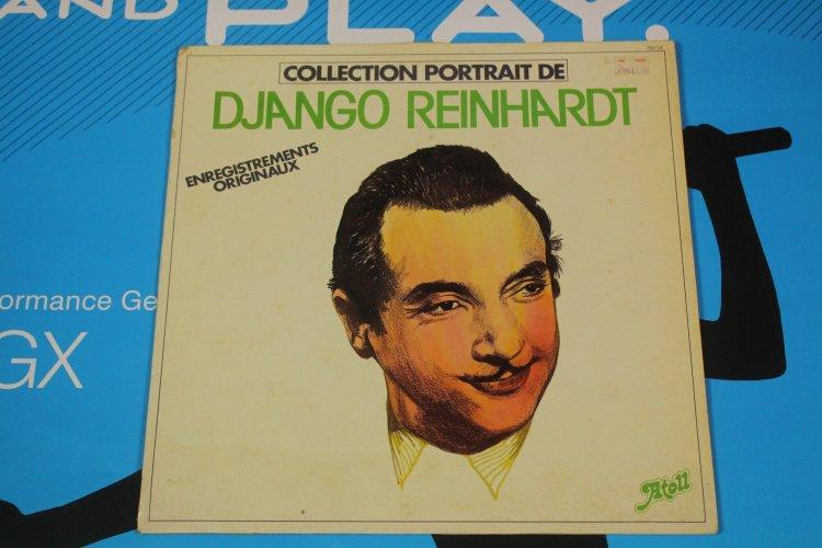 Django Reinhardt - Collection Portrait  79114