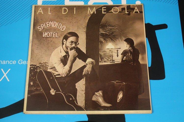 Al Di Meola      Splendido Hotel   CBS 88468