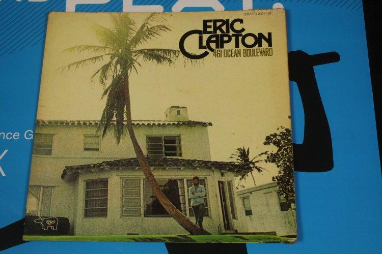 Eric Clapton - 461 Ocean Boulevard  2394138