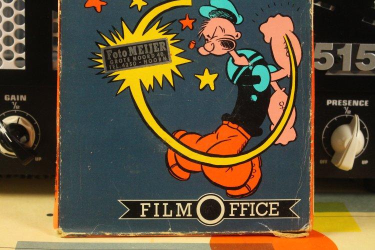 8 mm films
