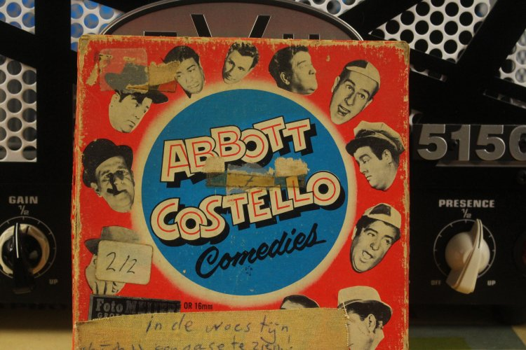 Abbott And Costello Comedies