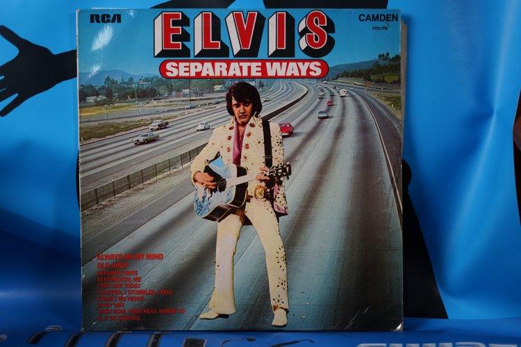 Elvis Presley  Separate Ways CDS 1118 Camden 1973