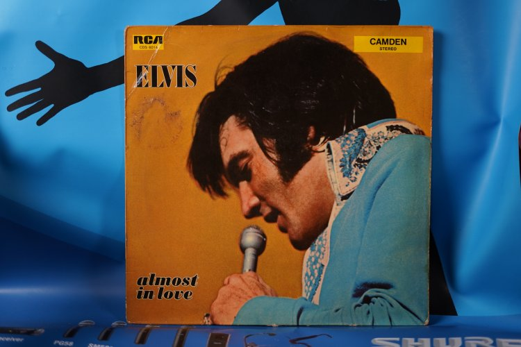 Elvis Almost in Love 2296 Made in Germany