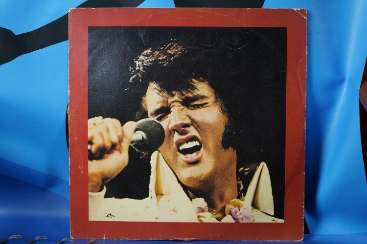 Elvis Presley A Legendary Performer CPL 1-0341 Victor 1973
