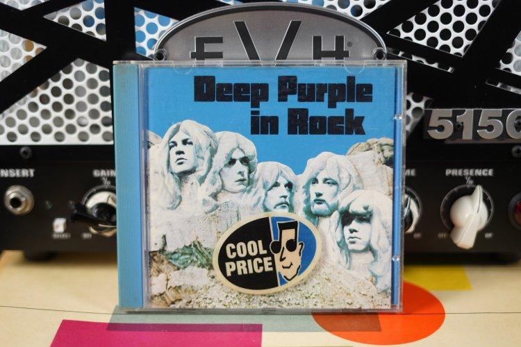 Deep Purple - Deep Purple in Rock   7462392    Made in United Kingdom 1970