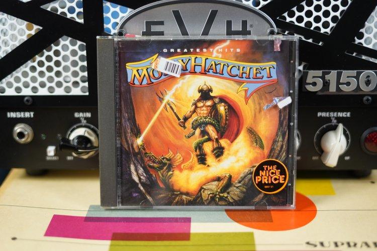 Molly Hatchet - Greatest Hits   EK 46949      1990  Los Angeles