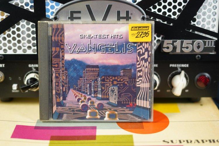 Vangelis  Greatest Hits     LC0316      1996 Nederland