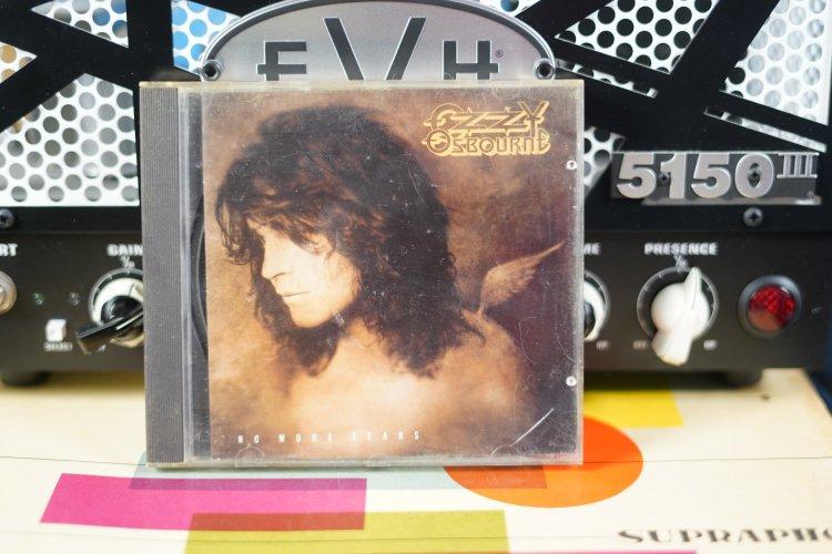 Ozzy Osbourne  No more Tears   467859 2     1991  Austria