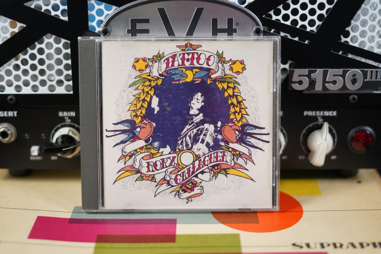 Rory Gallagher    Tatoos   CLACD 315    1994 EEC
