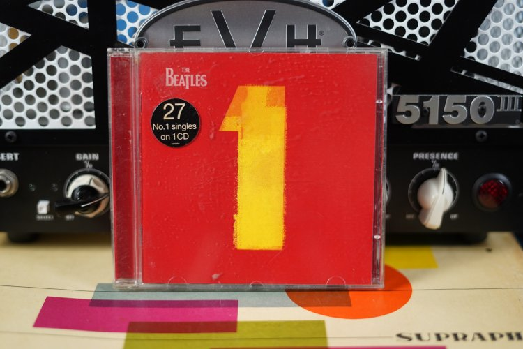 The Beatles - 27 nr. 1 Hits   52932528     Made in  Europe 2000