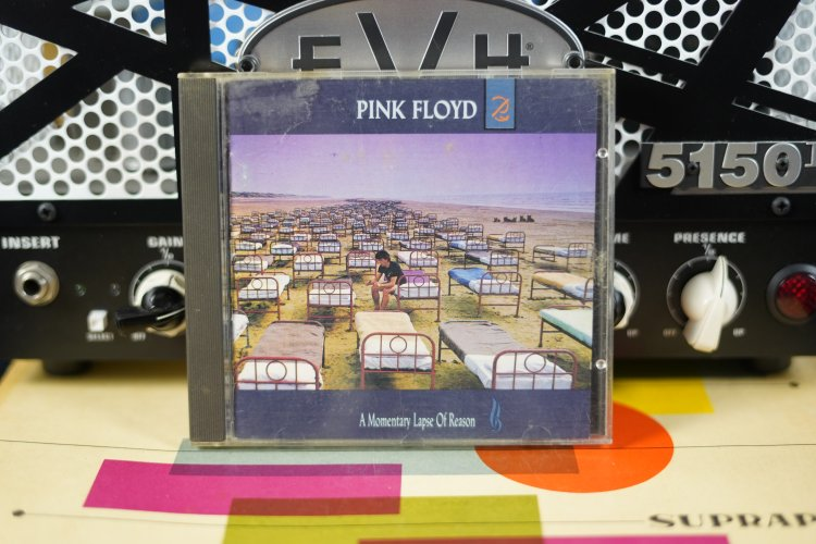 Pink Floyd - A Momentary Lapse Of Reason LC0142 Made in the UK Ebay