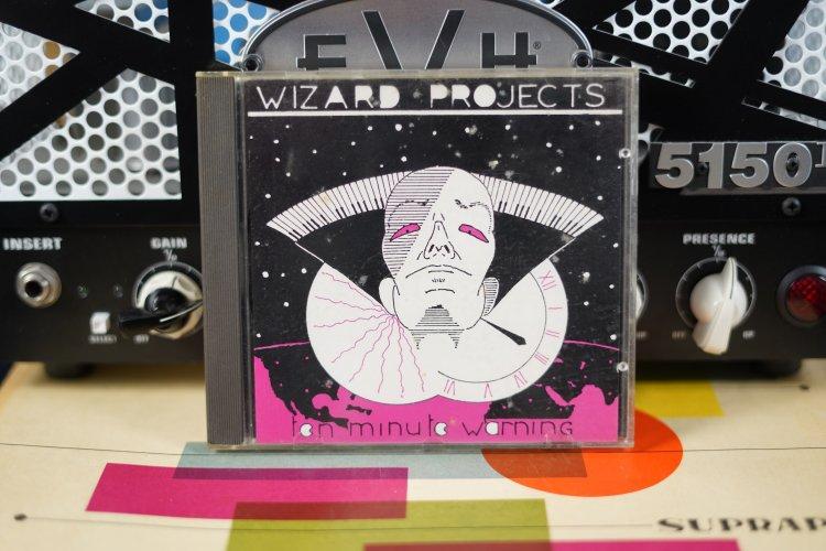Wizard Projects - Ten Minute Warning WIZ 002    made in Germany