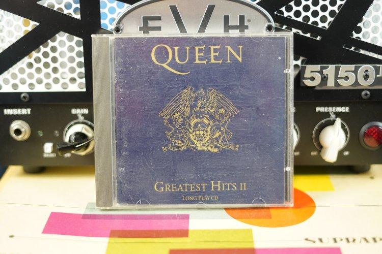Queen   Greatest Hits 2     CDPMTV 2     1989 United Kingdom