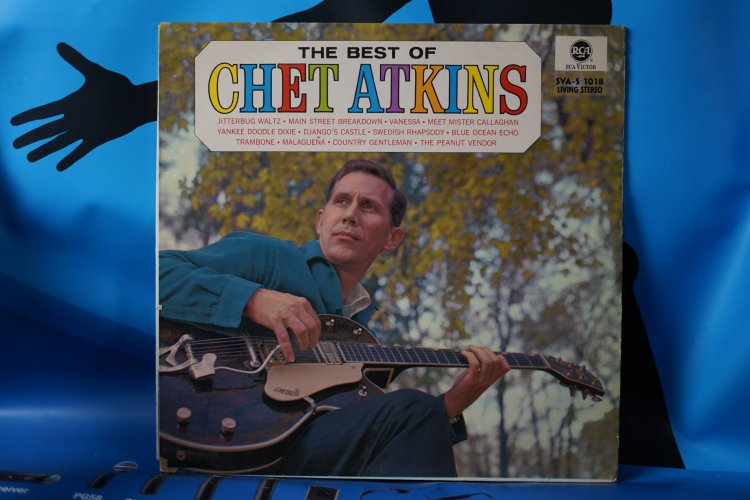 Chet Atkins   The Best Of 1019  Germany
