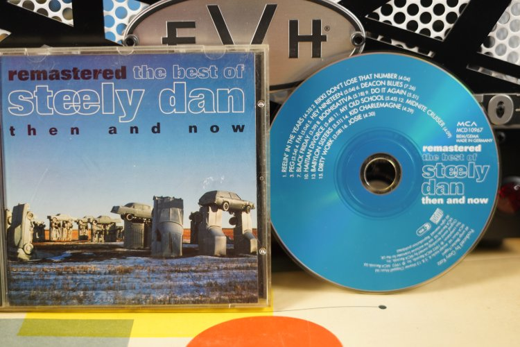 Steely Dan - Then and Now MCD 10967 Printed in Germany 1993