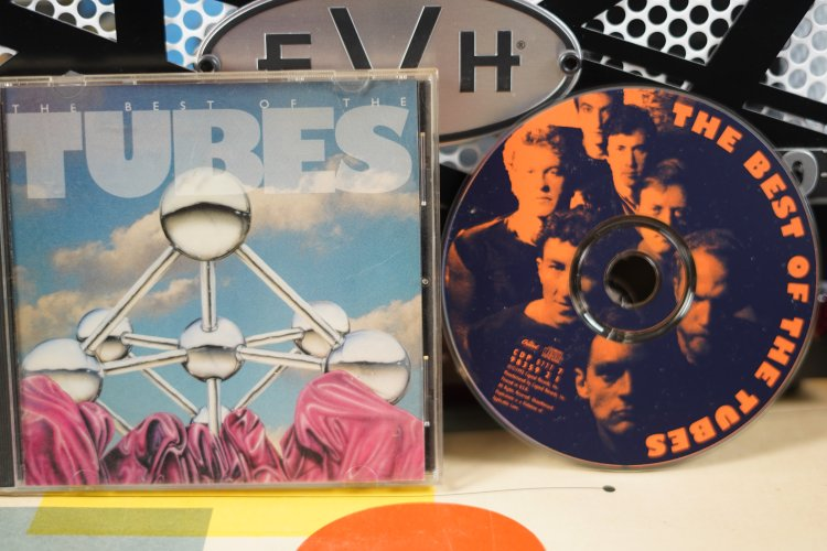 Tubes - The Best of the Tubes CDP 7 98359 2 Printed in USA 1992