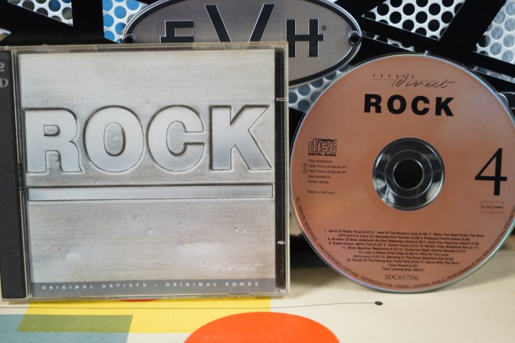 Sounds Direct - Rock 3 en 4 SDC697/06 Made in Germany 1994