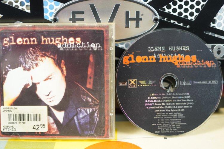 Glenn Hughes - Addiction SPV 08544412 Made in Germany 1996