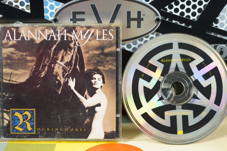 Alannah Myles - Rockinghorse 7567-82402-2  Made in Germany 1992