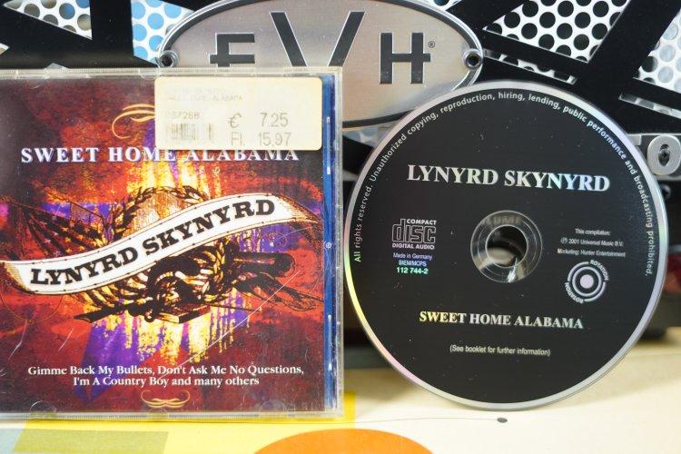 Lynyrd Skynyrd - Sweet Home Alabama  112 744-2 Made in Germany 2001