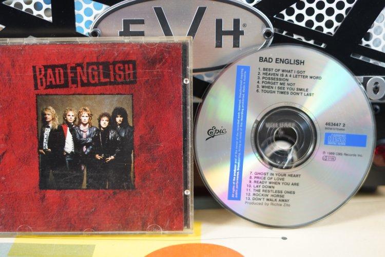 Bad English - Bad English EPC 463447 2 Made in England 1989