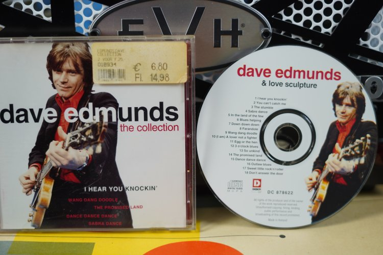Dave Edmunds - The Collection DC 878622 Made in  Holland 1997