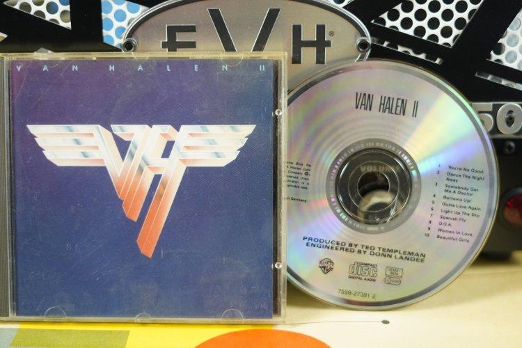 Van Halen II 7599-27391-2    Made in Germany 1979