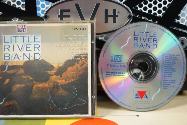 TV CD Little River Band  7918672. Made in West Germany 1989