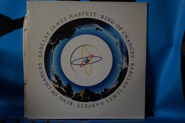 Barclay James Harvest    Ring of Changes 8116381 made in Germany