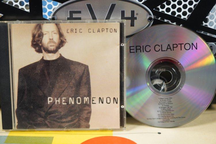 Eric Clapton    Phenomenon   ETOCDO26   Made in UK