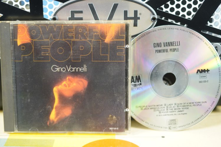 Gino Vannelli   3931202  Made in West Germany