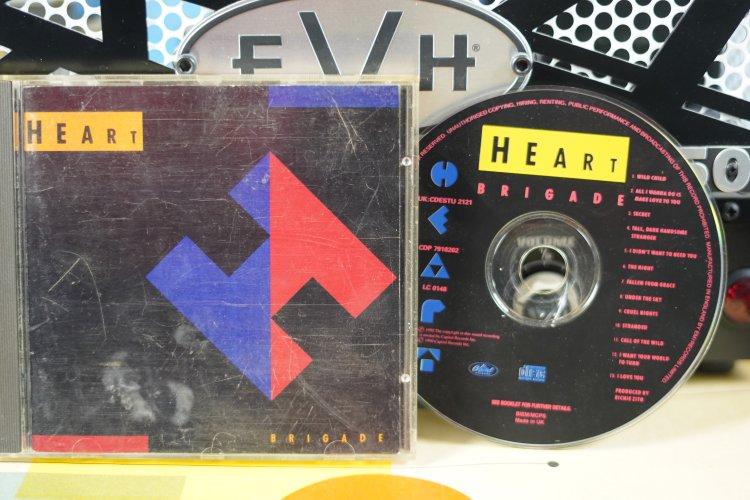 Heart     Brigade      CDP7918202   Made in UK 1990
