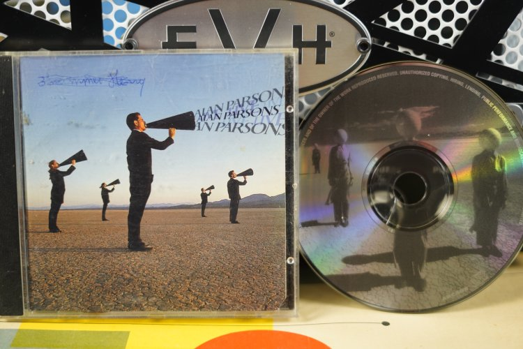 Alan Parson  Live  9902230    Made in  Germany 1994