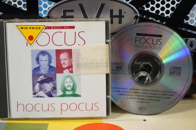 Focus   -   Hocus Pocus   828162   Made in EEC 1993