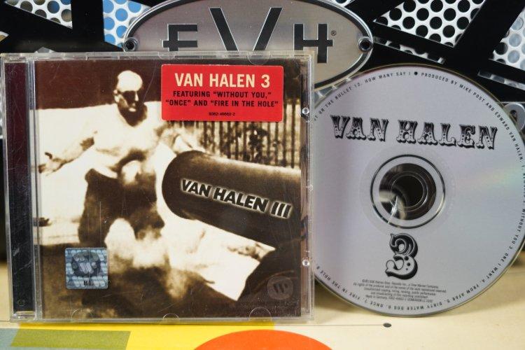 Van Halen - 3 -   9362-46662-2   Made in Germany 1998