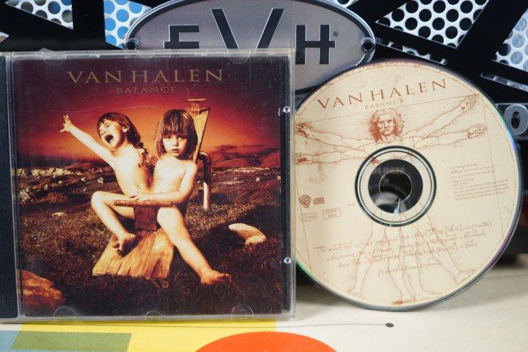 Van Halen  -  x Balance   9362-45760-2   Made in Germany 1995
