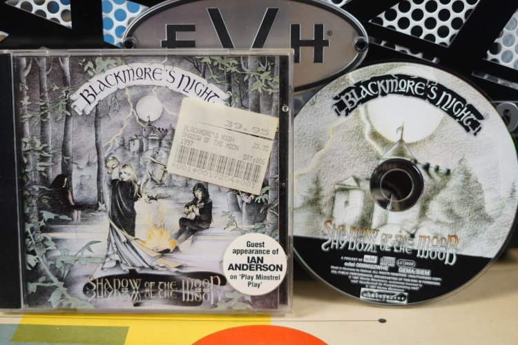 Blackmore 's Night Shadow of the Moon GRP01032  made in Germany 1997