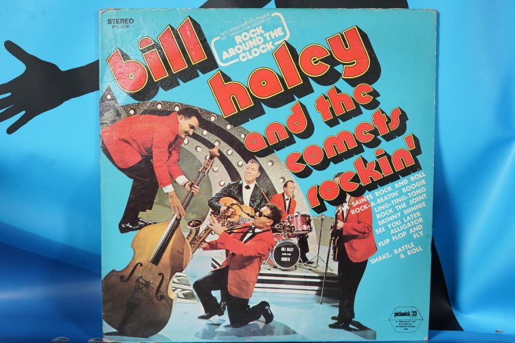Bill Haley ant the Comets Rockin' 32568 Made in the USA